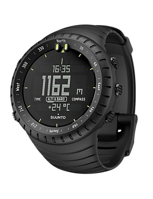 SUUNTO: Core All Black