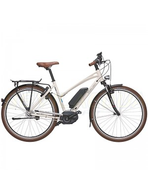 Riese & Muller Bluelabel Cruiser City mixte