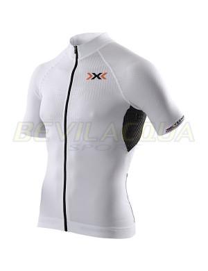 X-BIONIC: Maglia THE TRICK® m.c. bianco