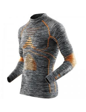 X-BIONIC: maglia Energy Accumulator Evo melange