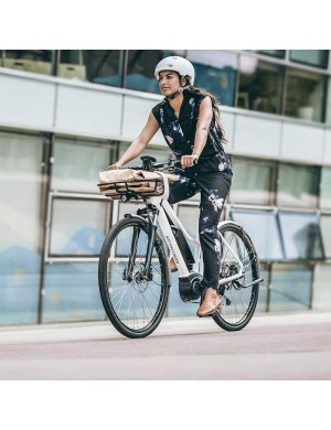 Riese & Muller ROADSTER Touring mixte con portapacco