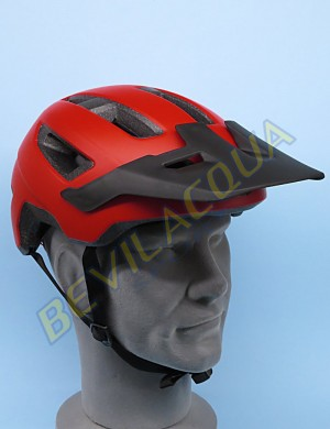 Casco BELL NOMAD rosso opaco