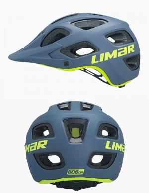 Casco Limar 808DR blu