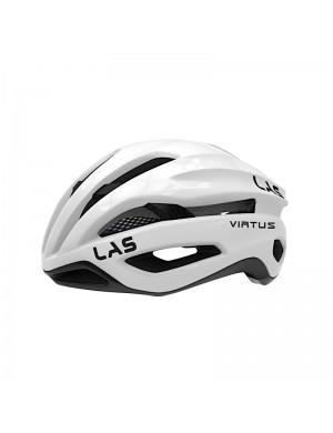 Casco LAS Virtus Carbon bianco