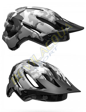Casco BELL 4Forty mips nero camo