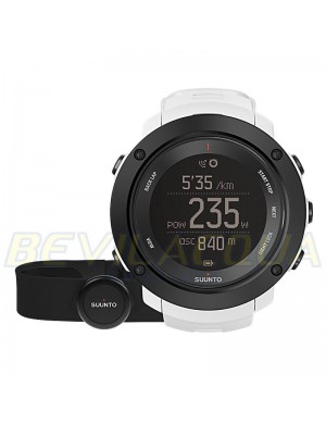 SUUNTO: Ambit3 Vertical HR bianco