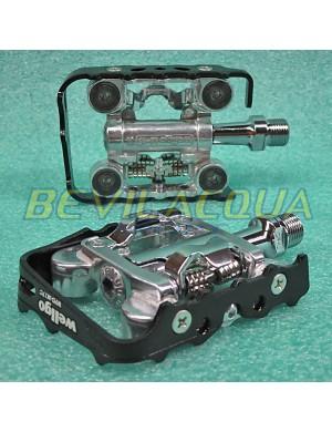 Wellgo: pedali dual function M17C