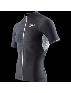 X-BIONIC: Maglia THE TRICK® m.c. arancio